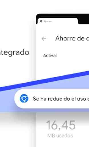 Google Chrome: rápido y seguro 2