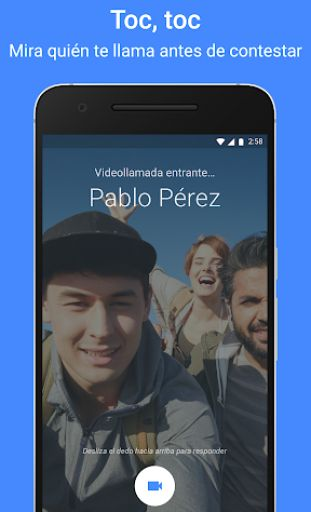 Google Duo: videollamadas de alta calidad 3