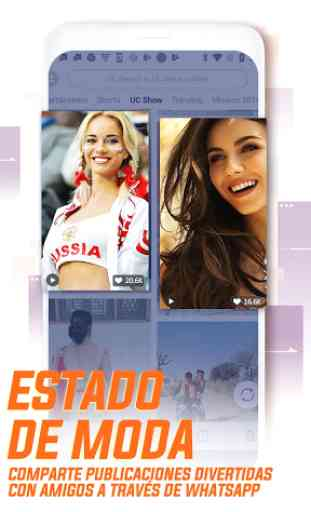 UC Browser - Videos populares 1
