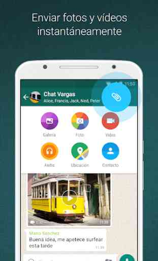 WhatsApp Messenger 3