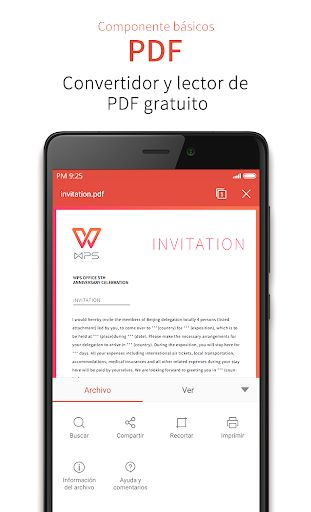 WPS Office - Word, Docs, PDF, Note, Slide & Sheet 2