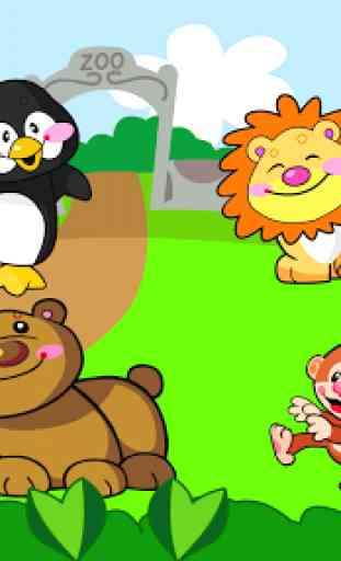 Animal Sounds for Baby 4