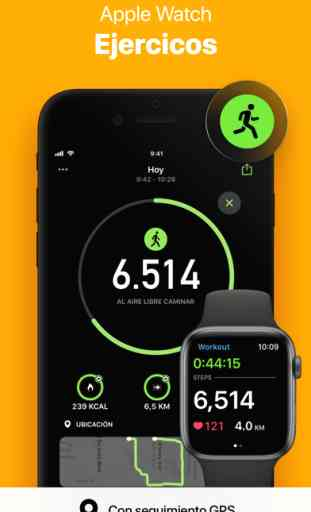 StepsApp Pedometer & Step Counter image 3