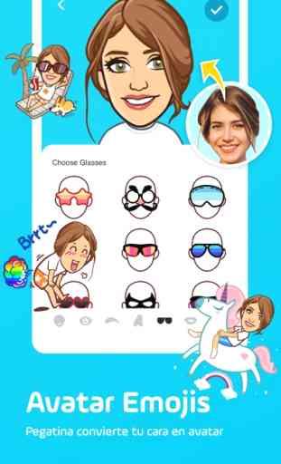 Facemoji Emoji Keyboard (Android/iOS) image 3