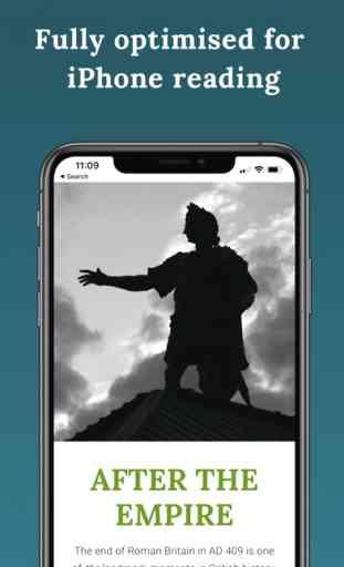 BBC History Magazine (iOS) image 2