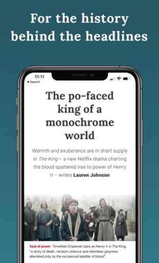 BBC History Magazine (iOS) image 3