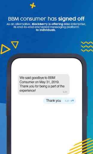 BBM - No longer available 1