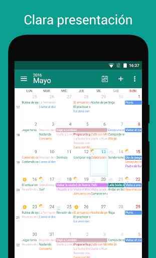 Calendario DigiCal 3