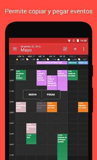 Calendario DigiCal 4