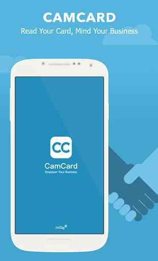 CamCard Lite - Business Card R 1