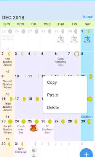 India Calendar 2019 and 2020 2