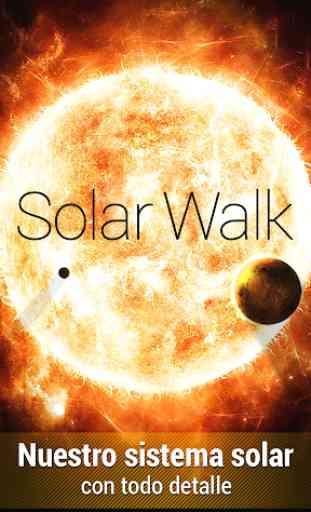 Solar Walk Lite - Atlas del cielo:Sistema solar 3D 1