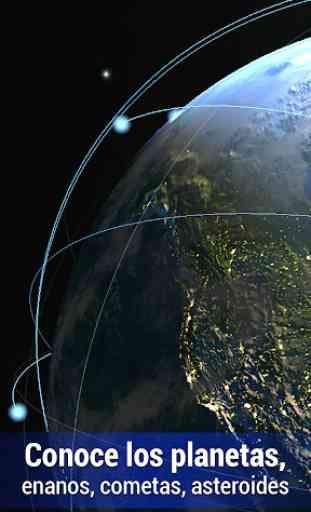 Solar Walk Lite - Atlas del cielo:Sistema solar 3D 2