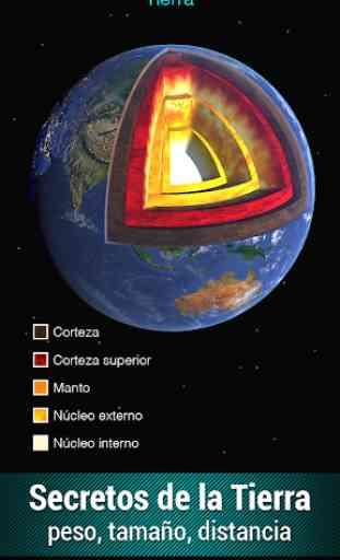 Solar Walk Lite - Atlas del cielo:Sistema solar 3D 4