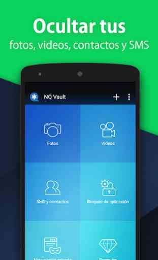 Vault-Oculta fotos-videos, Bloquear aplicación 2