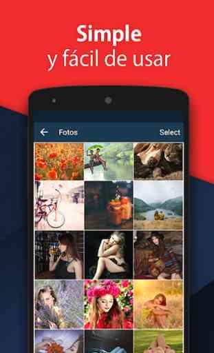 Vault-Oculta fotos-videos, Bloquear aplicación 4