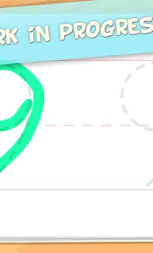 ABC Tracing for Preschool Kids Free Phonics Game 4