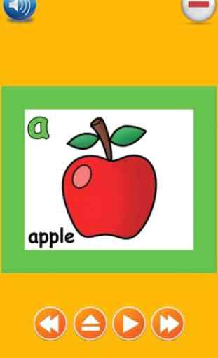 Alfabeto Inglés para niños 1