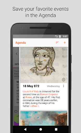 Historical Calendar (Android) image 4