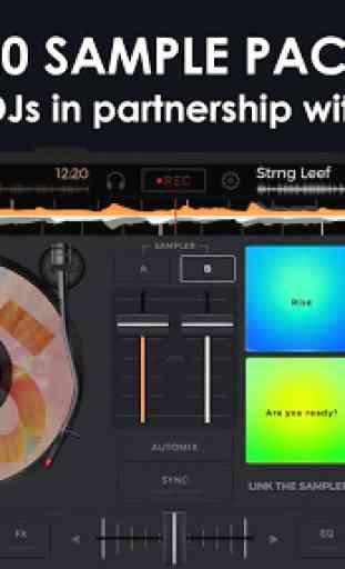 edjing Mix - Mezclador de Música para DJ 3