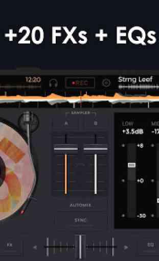 edjing Mix - Mezclador de Música para DJ 4