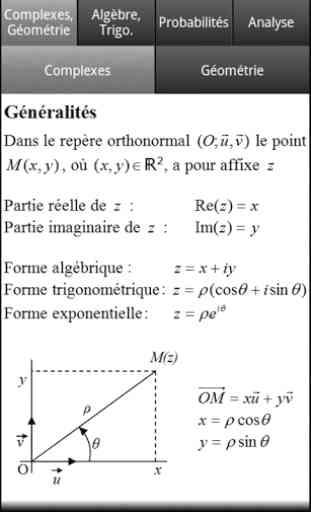 Formules Maths Bac S 1