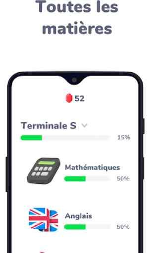 Kartable - Cours & Révisions du CM1 à la terminale 3
