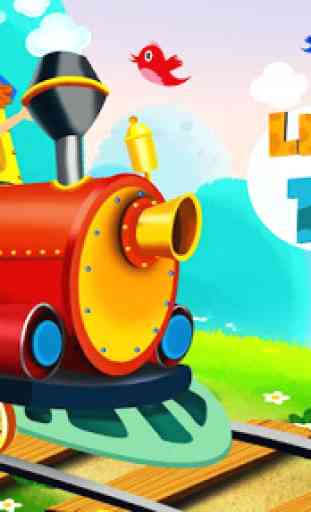 Kids Train Learning Videos ABC 1