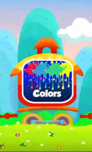 Kids Train Learning Videos ABC 4