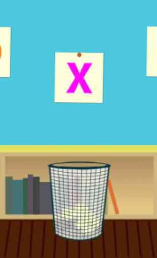 Niños Preescolar Cartas 4