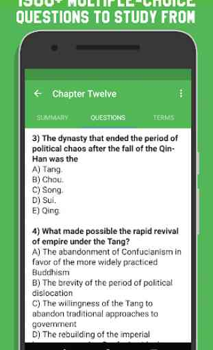 Study AP World History (Android) image 4