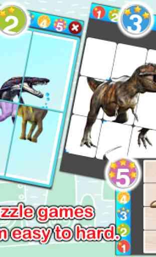 Tarjetas Dinosaurios (Juego de Dinosaurios) 2