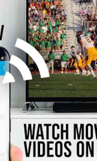 Video & TV Cast   Transmisión HD para Samsung TV 1
