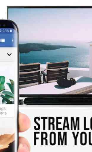 Video & TV Cast   Transmisión HD para Samsung TV 3