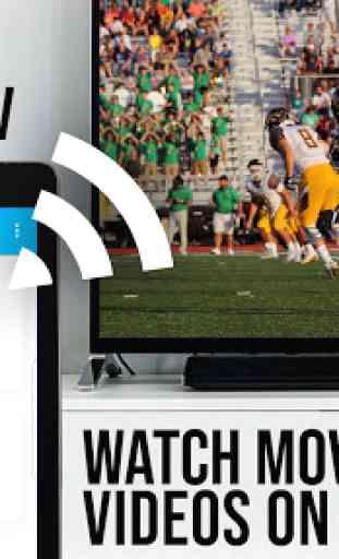 Video & TV Cast   Transmisión HD para Samsung TV 4