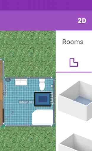 Diseño Dormitorio 1