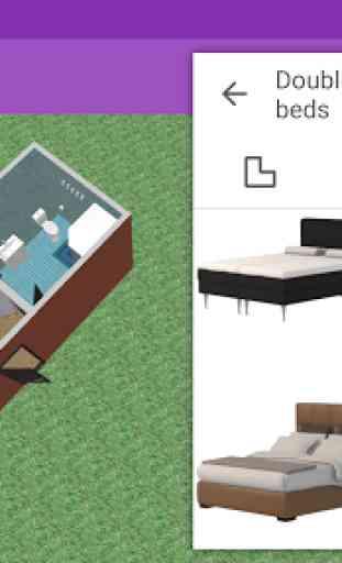 Diseño Dormitorio 3