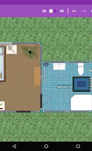 Diseño Dormitorio 4