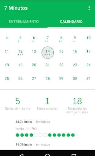 Entrenamiento de 7 Minutos 2
