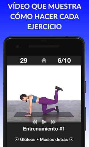 Entrenamientos Diarios - Rutinas fitness 4