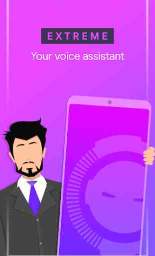 Extreme- Personal Voice Assistant 1