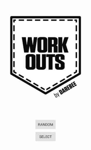 Pocket Workouts by DAREBEE 1