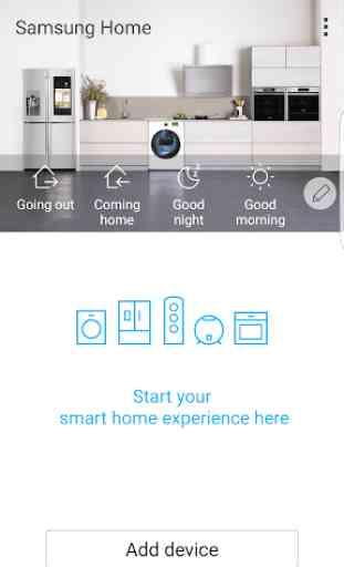 Samsung Smart Home 1