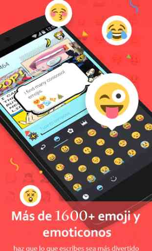 GO Keyboard (Android) image 1
