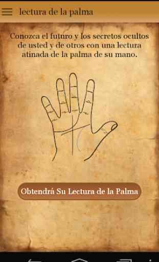 lectura de la palma 1