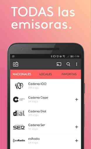 Radios de España 1