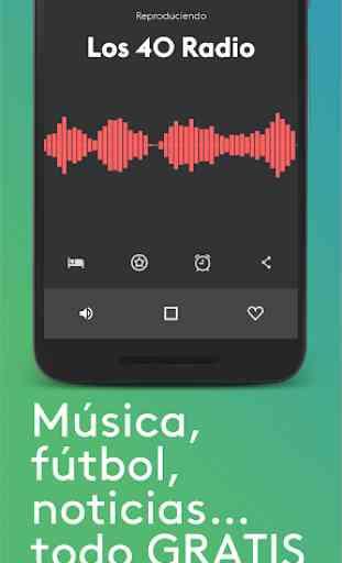 Radios de España 2