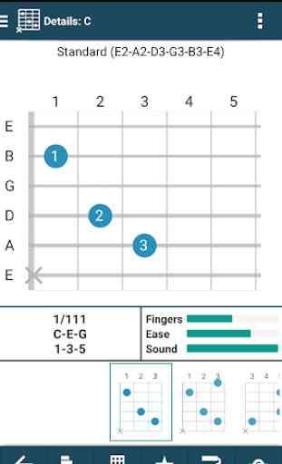 smart Chords & tools (guitarra 3