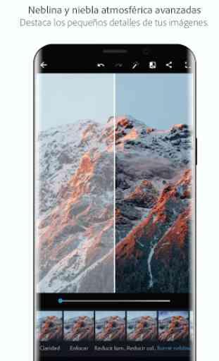 Adobe Photoshop Express: fotos y collages 4