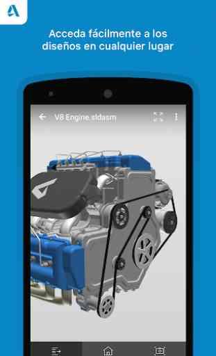 A360: Visualice archivos de CAD 2
